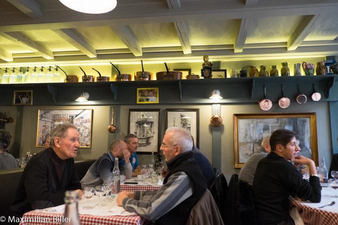 Lyon: Daniel et Denise (Restaurant)