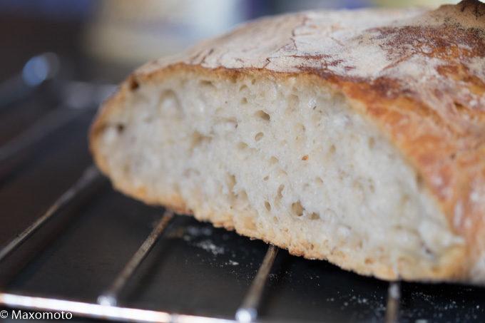 Das beste Brot für faule Bäcker: No Knead Bread